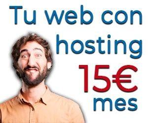 Diseño pagina web barata en Valencia