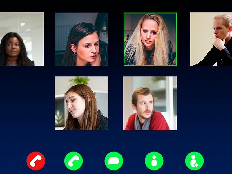 programa Videoconferencia